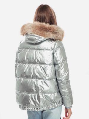 Куртка - серебряная Geox