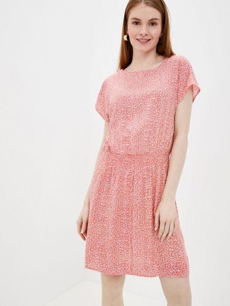 Розовое повседневное платье Gap