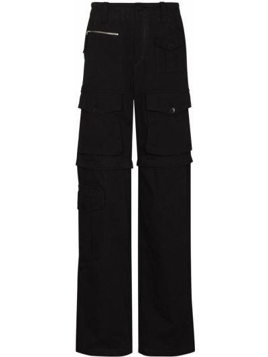 Czarne spodnie Phipps