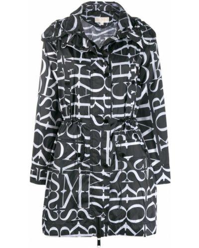 Пальто с капюшоном на кнопках пальто-тренч Michael Kors Collection