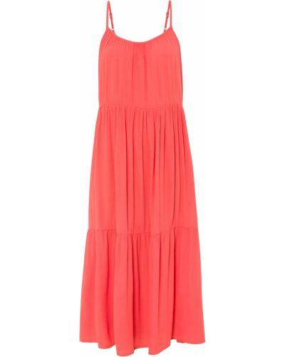 Красное платье Bonprix
