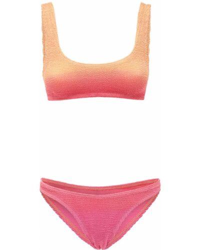 Pomarańczowy bikini Bond Eye