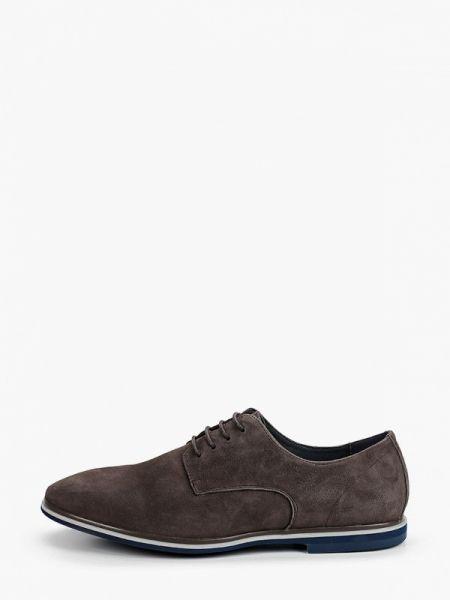 Серые туфли Paolo Conte