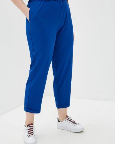 Синие прямые брюки Svesta