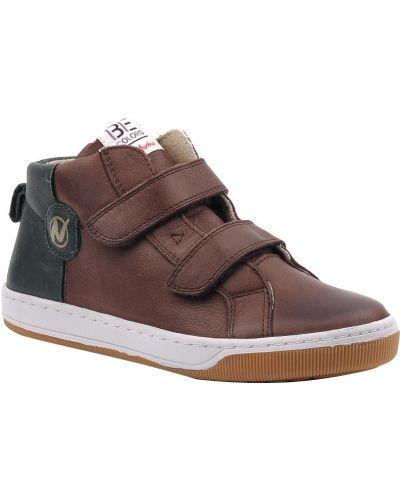 Коричневые ботинки Naturino