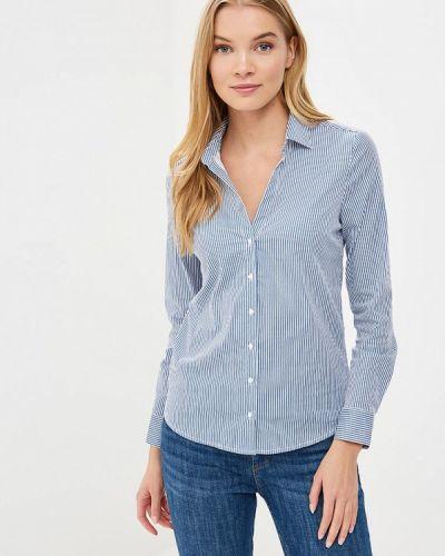 Синяя рубашка Jennyfer
