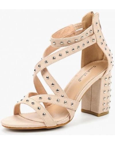 Бежевые босоножки Sweet Shoes