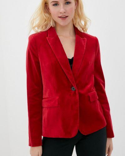 Красный пиджак Marks & Spencer