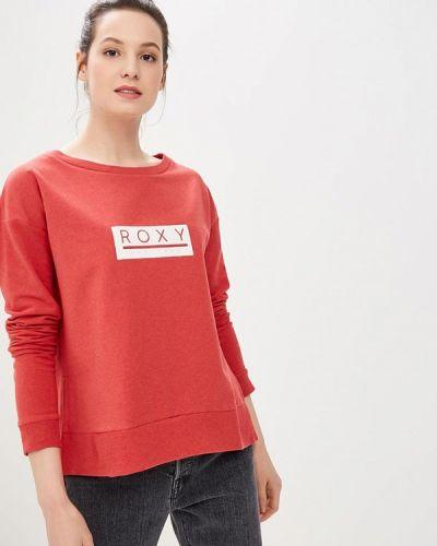 Толстовка красный Roxy