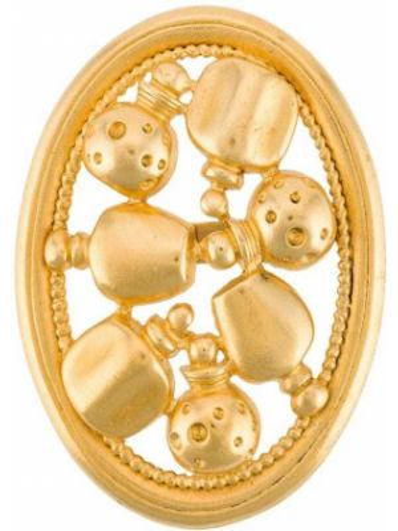 Broszka ze złota Christian Dior Pre-owned
