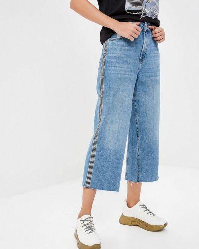 Широкие джинсы расклешенные турецкий Topshop