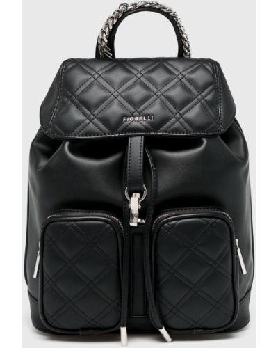 Кожаный рюкзак с отделениями Fiorelli
