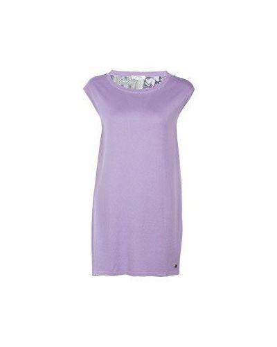 Футболка фиолетовый Versace Collection
