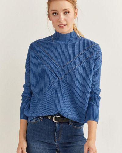 Синий свитер Springfield