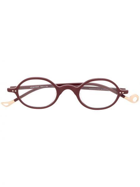 Oprawka do okularów okrągły fioletowy Eyepetizer