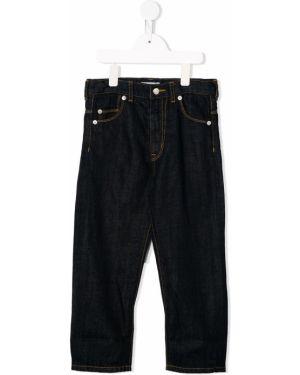 Синие джинсы Fith