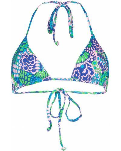 Синий купальник из эластана Frankie's Bikinis
