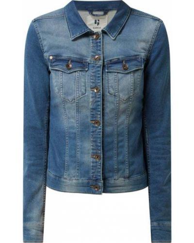 Kurtka jeansowa - niebieska Garcia