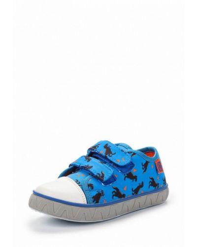 Синие кеды Kakadu
