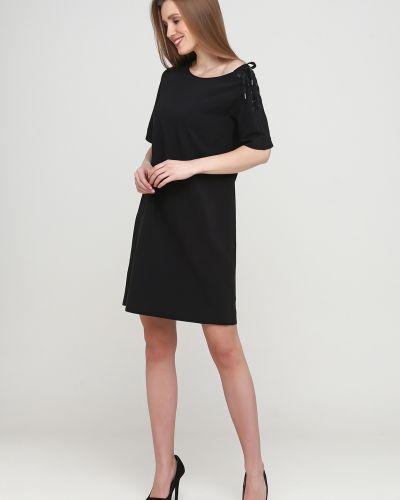 Платье мини короткое - черное Cop.copine