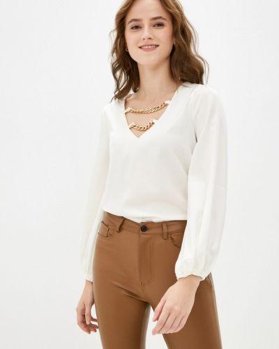 Бежевая зимняя блузка Softy