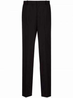 Зауженные брюки - черные A.p.c.