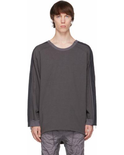 Bluza długa z długimi rękawami bawełniana Blackmerle