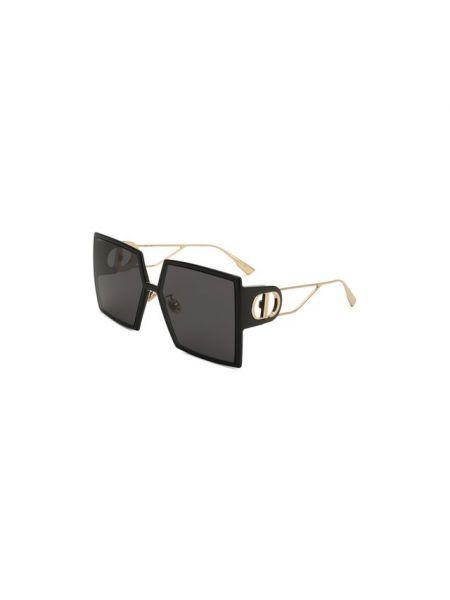 Комбинированные муслиновые солнцезащитные очки Dior