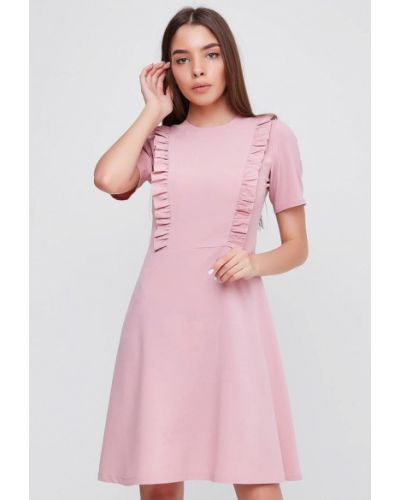 Платье - розовое Sfn