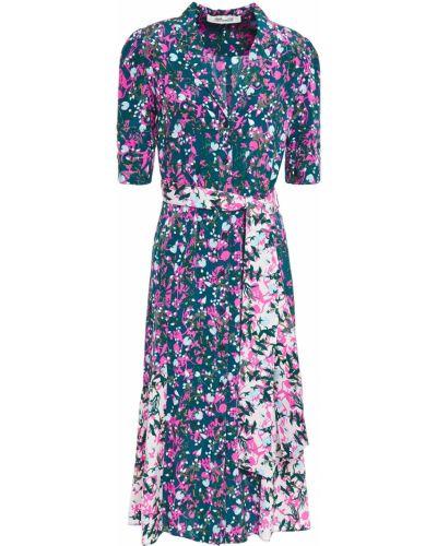 Платье рубашка Diane Von Furstenberg
