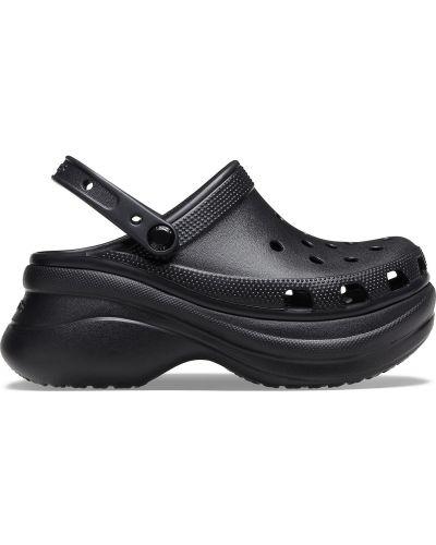 Сабо классические - черные Crocs