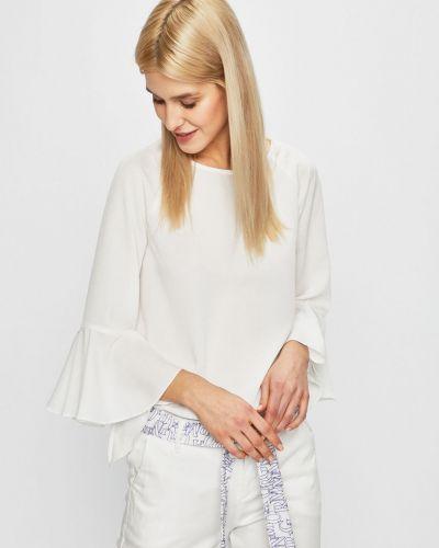 Блузка свободного кроя однотонная Trussardi Jeans