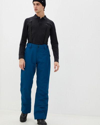Зеленые горнолыжные брюки Brunotti