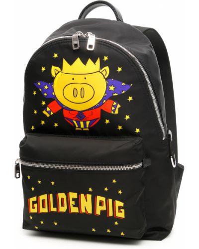 Żółty plecak Dolce And Gabbana