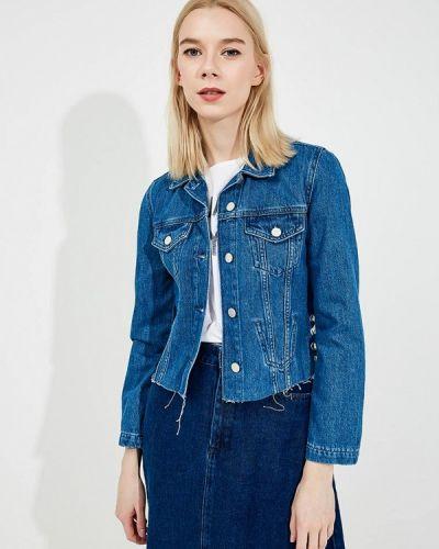 Джинсовая куртка весенняя French Connection