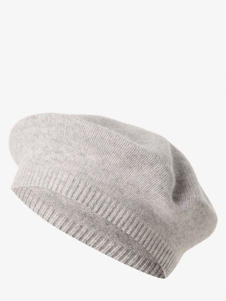 Szara z kaszmiru czapka Apriori