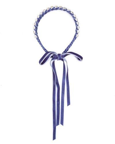 Обруч синий Monnalisa