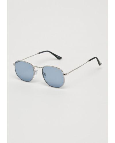 Солнцезащитные очки стеклянные Selected