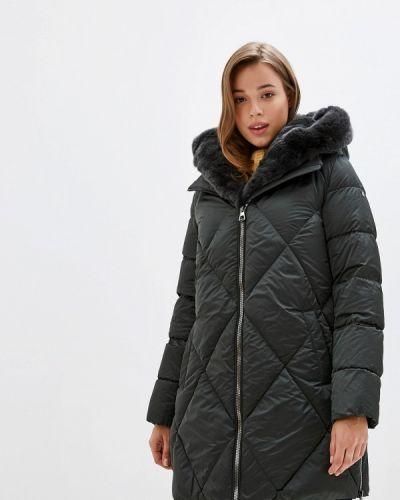 Зимняя куртка осенняя зеленая Conso Wear