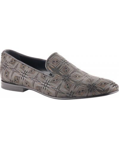 Коричневые туфли Roberto Cavalli