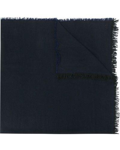 Синий шарф Rundholz Black Label