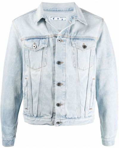 Klasyczne jeansy - białe Off-white