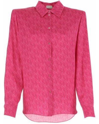 Różowa koszula Magda Butrym