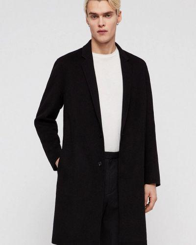 Пальто - черное Allsaints
