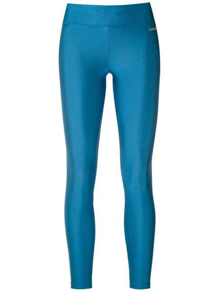 Синие спортивные брюки узкого кроя Track & Field