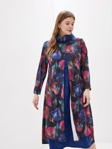 Платье осеннее прямое Prewoman