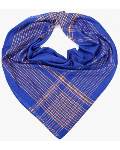 Синий платок носовой Venera