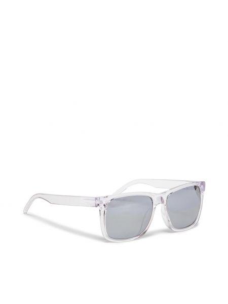 Okulary srebrne Hugo