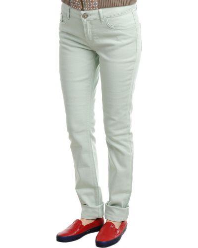 Зеленые джинсы Red Valentino