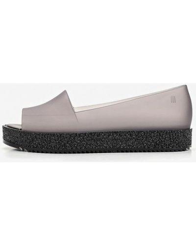 Ботинки серые Melissa